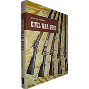 """Civil War Guns"" FIRST EDITION Book by William B. Edwards / Civil War Military Gun Histories &  Illustrations Reference Book."