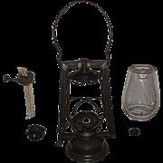 "Rare DIETZ ""Little Star"" Model Lantern Circa 1912 - 1930  !!!"