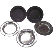 """Rare Civil War """"Tin Plates"""" issued Circa 1860's !!!"""