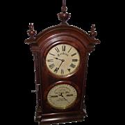 """Fashion Model No.2"" Calendar Clock marked ""Southern Calendar Clock Co."" made by Seth Thomas  Circa 1877 !!!"