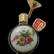 Sweet Vintage Austrian Perfume W/ Funnel