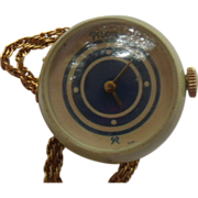 Vintage Piccolo Watch Pendant