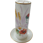 Limoges France Porcelain Hat Pin Holder
