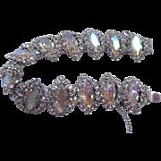 Weiss Marquis Rhinestone Bracelet
