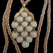 Iconic Trifari Waterfall Necklace