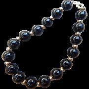 14K & Onyx Bracelet