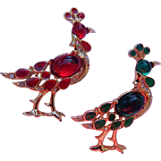 Christmas Partridge Jelly Belly Pair