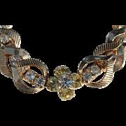 Sarah Coventry Rhinestone Bracelet