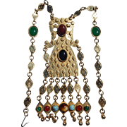 Huge Accessocraft Runway Couture Necklace