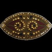 Catherine Popesco Art Deco Style Brooch