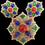 Stunning Vendome Moghul Royalty Set