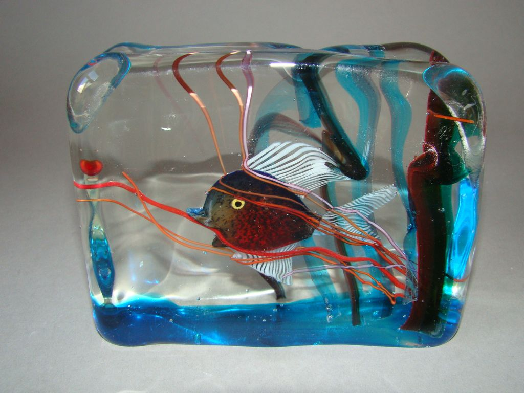 vintage murano venetian barbini cenedese glass fish. Black Bedroom Furniture Sets. Home Design Ideas