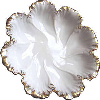 Quality Small Oyster Plate by Lenox