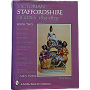 Victorian Staffordshire Figures 1835-1875 Book Two ~ A. & N. Harding A Schiffer Book For Collectors