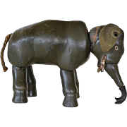 Antique Large Size Schoenhut Elephant