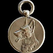 1935 Silver Dutch Medal ~ German Shepherd Dog Award