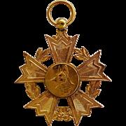 1934 Dutch Medal ~ German Shepherd Dog Award