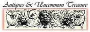 Antiques & Uncommon Treasure logo