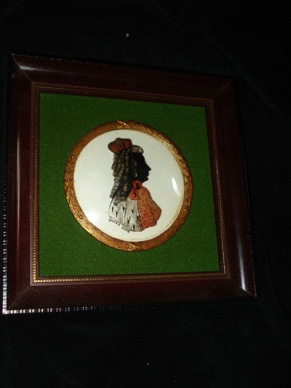 Miniature Portrait Queen Anne