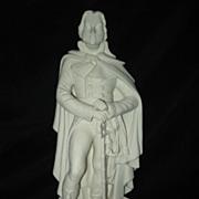English Parian Statue Lazare Hoche