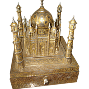 Fred Zimbalist Taj Mahal Music Box
