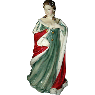 Royal Doulton Queen Anne