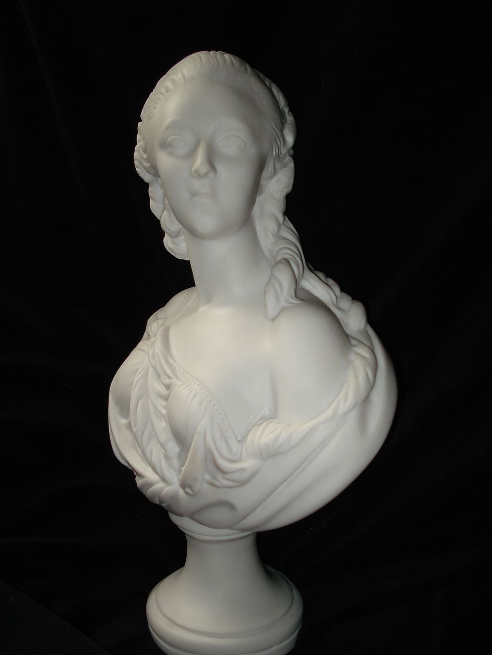 Marble Bust Madam Duberry