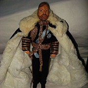 Peggy Nisbet King George V Character Doll
