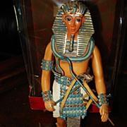 Peggy Nisbet Signed  LE King Tutankhamen