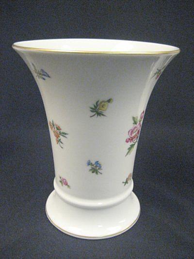 German Hutschenreuther Floral Vase