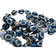 Venetian Lampwork  Trade Beads Necklaces
