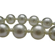 Gorgeous HUge Pearl Choker Necklace