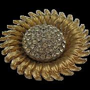 HAR Sunflower Brooch