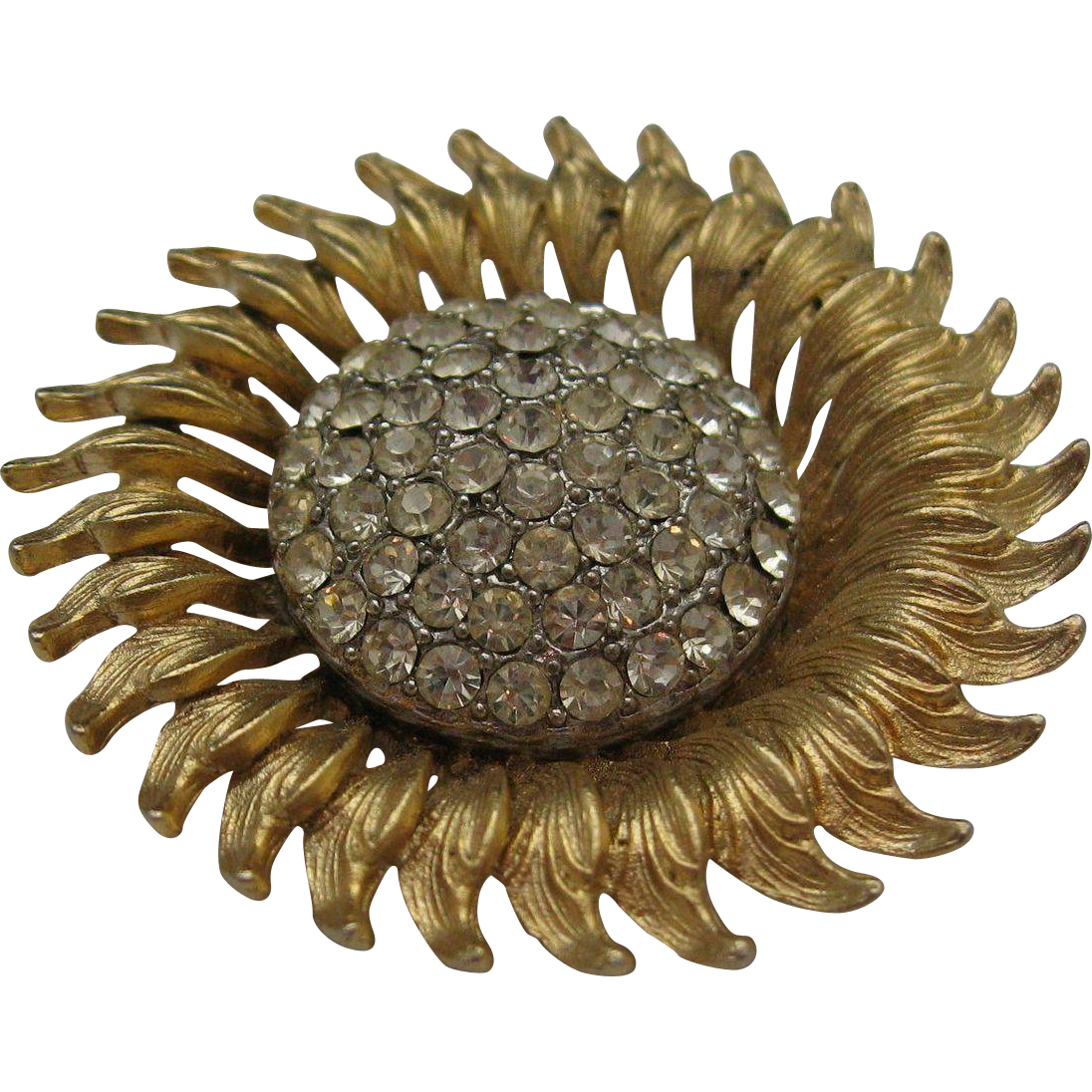 HAR Sunflower Brooch