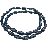 Chinese Pottery Necklace