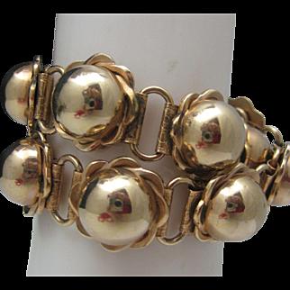 Victorian Dog Choker Collar or Bracelet Book Chain