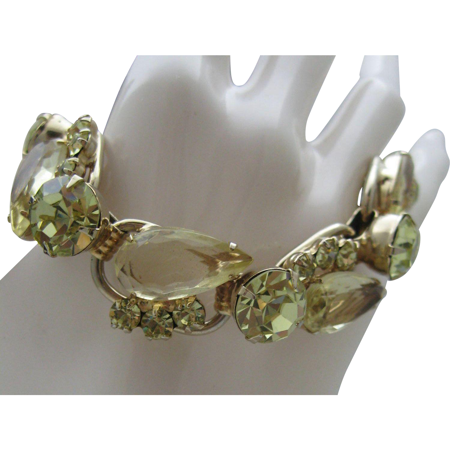 Juliana faux Citron Bracelet Book Piece