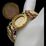 American Beauty Pitman Keeler Bracelet