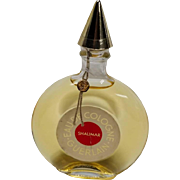Guerlain Shalimar Eau de Cologne Still Sealed 90 ml 3.04 oz Never Opened