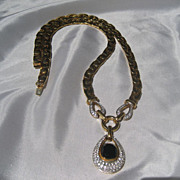 Shop Special! Vintage Ciner Rhinestone Necklace One Of My Favorites!