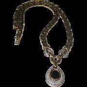 Shop Special! Vintage Ciner Rhinestone Necklace One Of My Favorites!