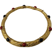 Vintage Christian Dior Choker Necklace ~ Mint Condition