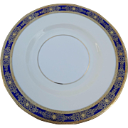 Tiffany & Company Exclusive Minton Porcelain China 1 Dinner Plate H4295 Antique