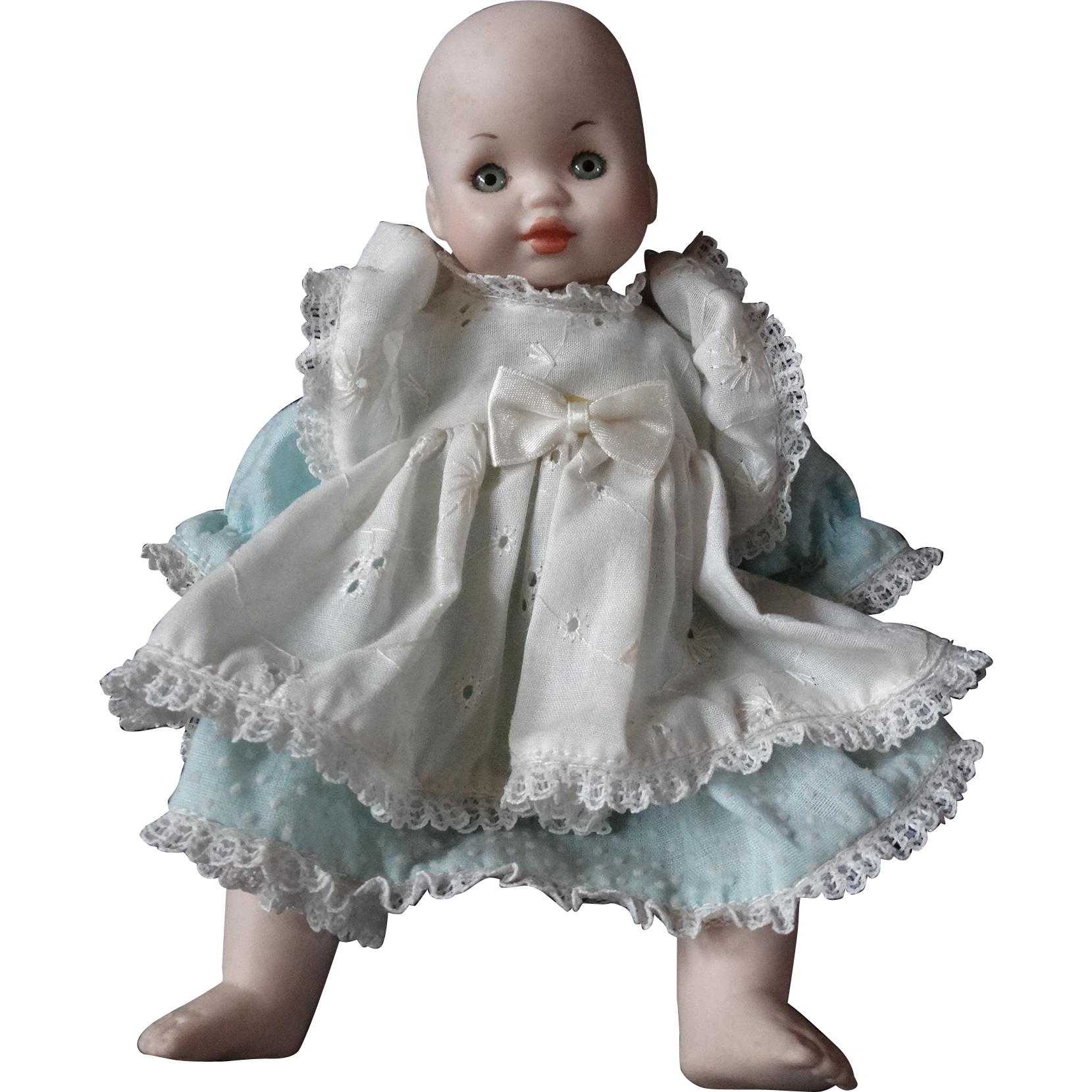 Artist Signed Vintage Doll Marilyn Dolls Bisque Porcelain Doll