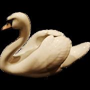 Royal Copenhagen Swan Porcelain Figurine # 755