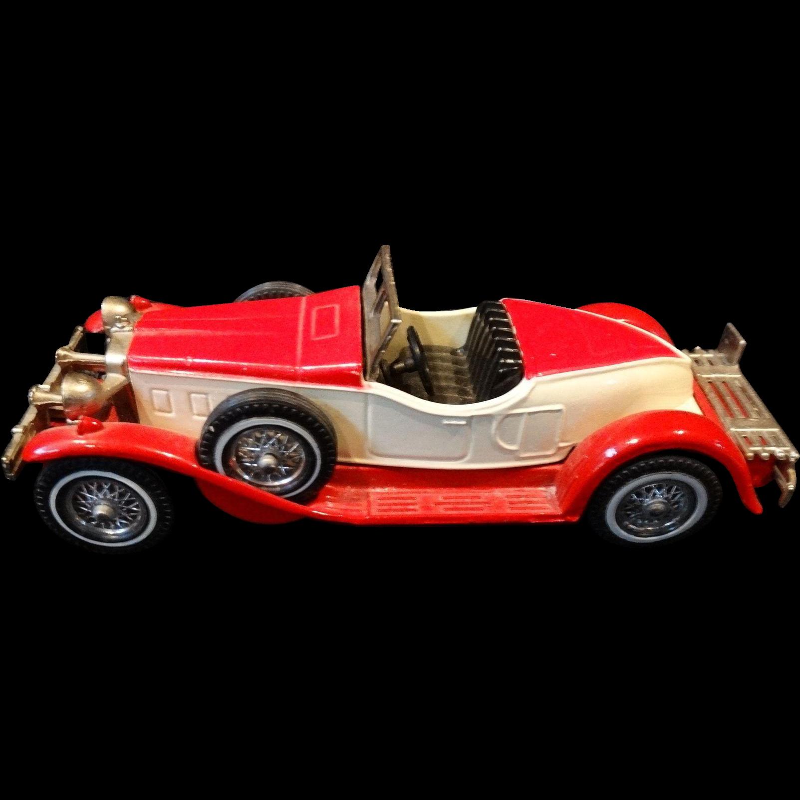 1978 Matchbox LESNEY Models of Yesteryear 1:44 scale Y14 1931 Stutz Bearcat