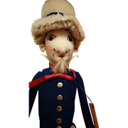 Steiff Limited Edition Uncle Sam Doll