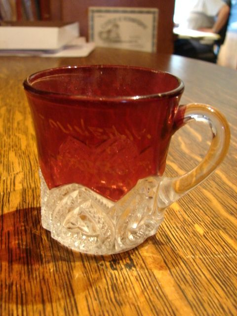 Ruby Flash APPG Mug Souvenir Cup Free Shipping