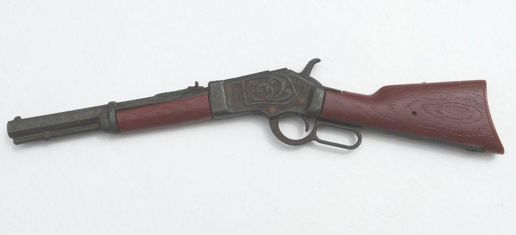 Marx Vintage Miniature Toy Cap Gun Rifle Sold On Ruby Lane