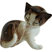 Royal Doulton Cat Figurine